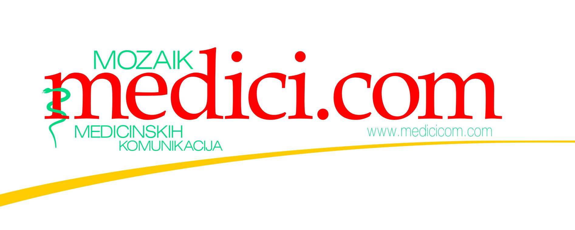 medici.com - Mozaik medicinskih komunikacija - LOGO